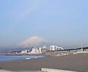 富士山キレイ!!