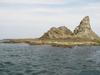 本島の裏(南)側