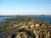 大平島から江の島方面を見る