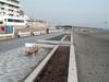 浜の景観・雰囲気無視の「道路」(2)